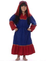 Hilda Viking Girl Costume